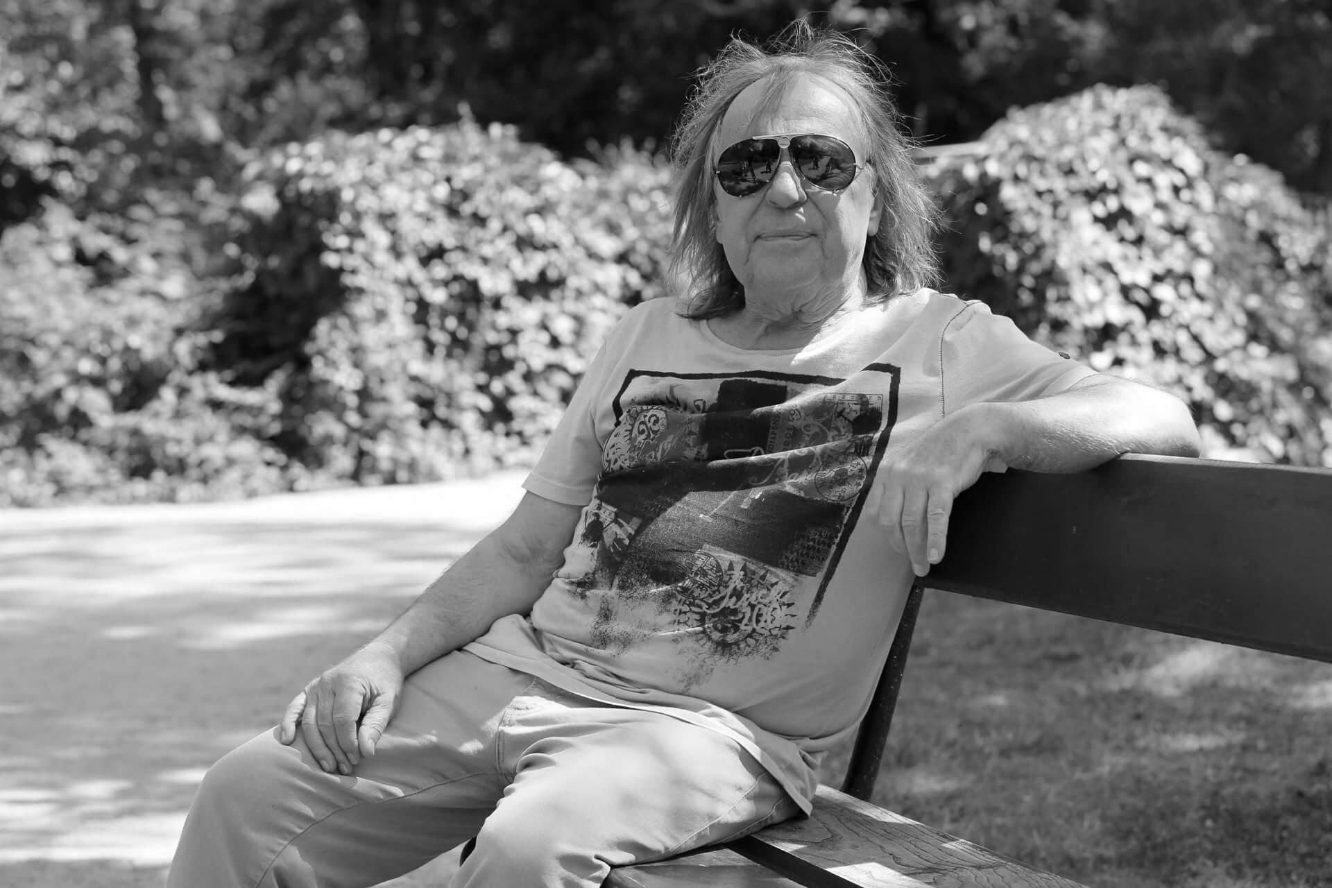 Romuald Lipko NIE ŻYJE. Muzyk Budki Suflera miał 70 lat [ZDJĘCIA, WIDEO] - Super Express
