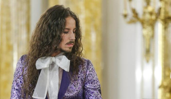 Michał Szpak, The Voice of Poland, TVP