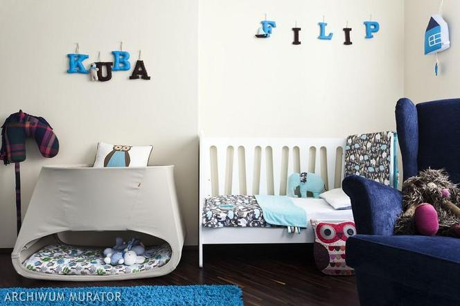 Bardzo dobra Najładniejsze pokoje dla niemowlaka. 10 inspiracji z Instagrama EO96