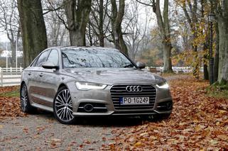 TEST Audi A6 Limousine po liftingu: więcej prestiżu i