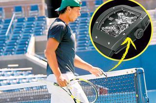 Rafael Nadal Zepsul Zegarek Za Pol Miliona Dolarow Zdjecia Super Express