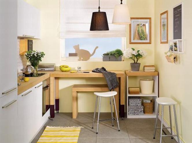 Super Stół Do Kuchni Zobacz Trzy Ciekawe Aranżacje Małej