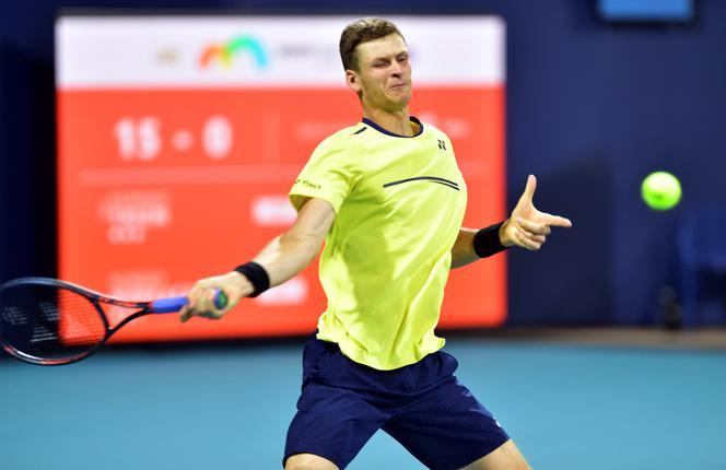 40427a0452d Hubert Hurkacz zatrzymany! Polak odpadł z turnieju ATP w Miami po ...