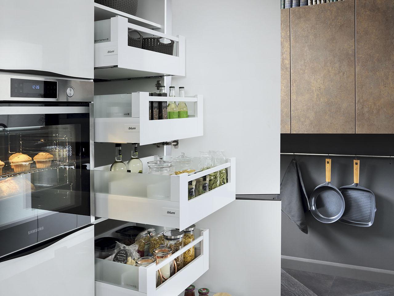 Jak Zorganizowac Kuchnie Poznaj 5 Stref Funkcjonalnych I Wazne Zasady Ich Urzadzania Urzadzamy Pl