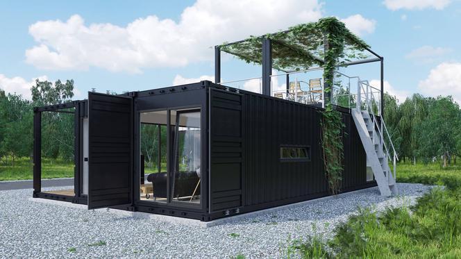 Wszystkie nowe Domy z kontenerów. Ile trzeba zapłacić, żeby zamieszkać w VR24