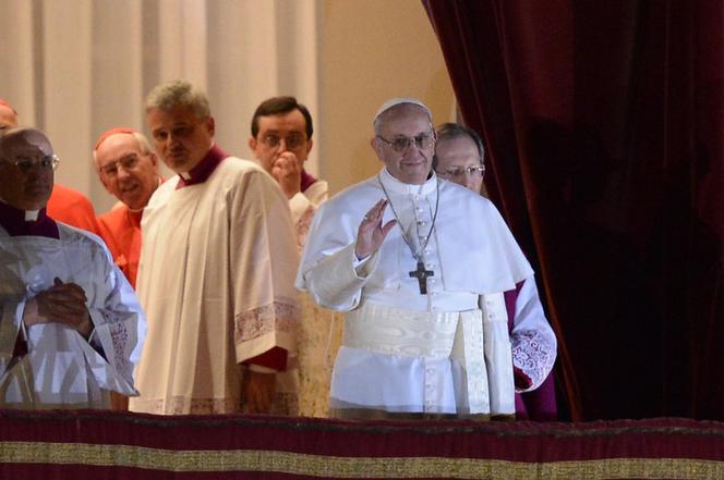 Jorge Bergoglio, Franciszek I