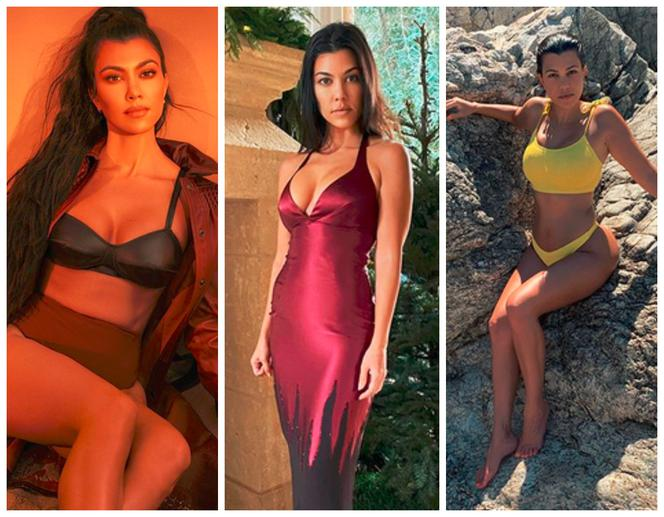 Kourtney Kardashian jest mega hot