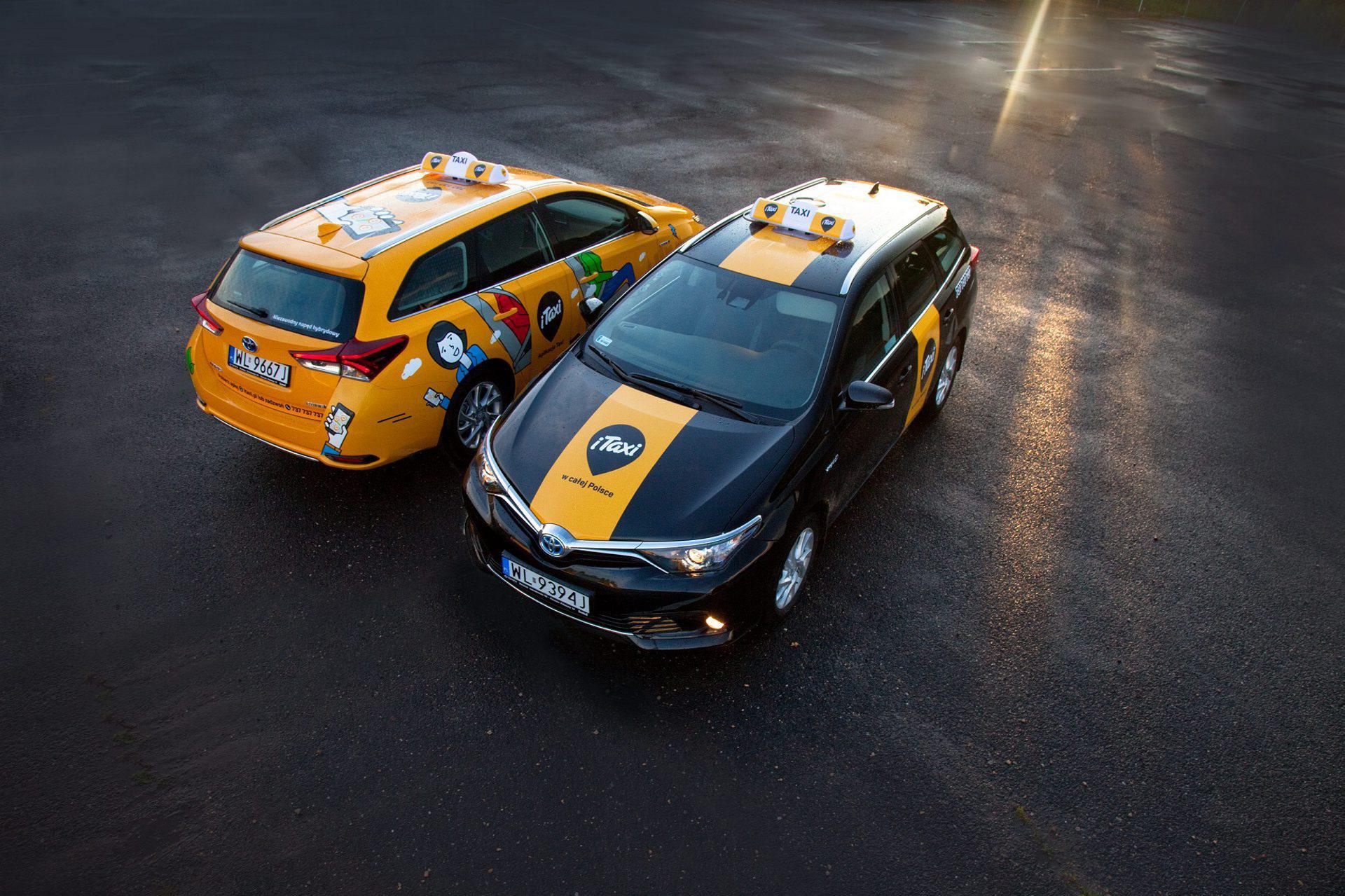 iTaxi rozpycha się na rynku e-taksówek. Polski startup walczy z ...