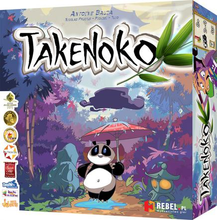 Takenoko Rebel