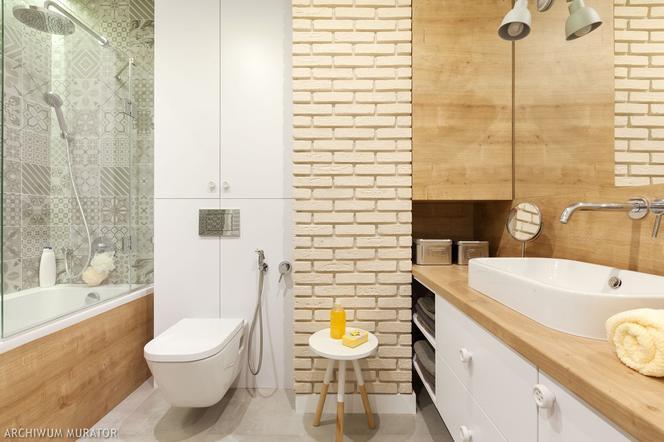 Modne ściany W łazience Czym Je Wykończyć Muratorpl