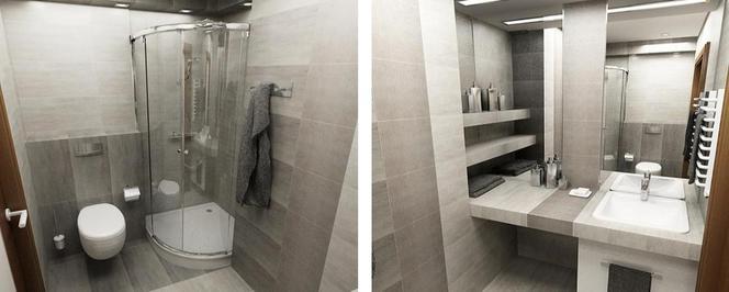 Jak Urządzić Małą łazienkę Cztery Metry Kwadratowe ładne I
