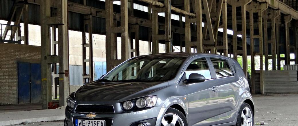 Chevrolet Aveo Hatchback 14 Test Opinie Zdjcia Dziennik