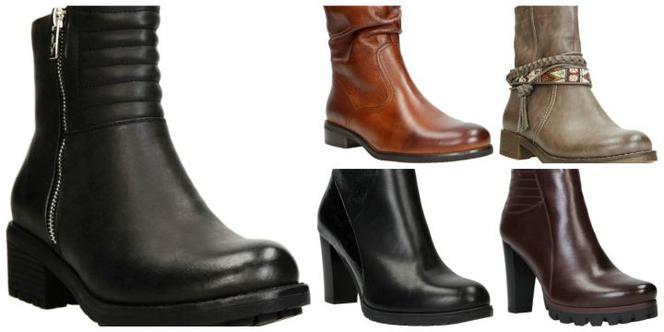 Nowości z CCC. Zobacz modne buty na jesień z nowej oferty