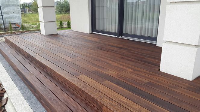 Thermo Drewno Deski Na Taras Konkurencja Dla Drewna