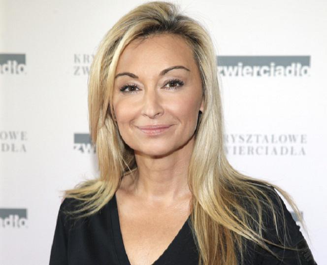 Martyna Wojciechowska W Sukni ślubnej Fani Piszą O ślubie