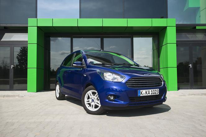 Ford Ka   Ti Vct  Km Trend Plus