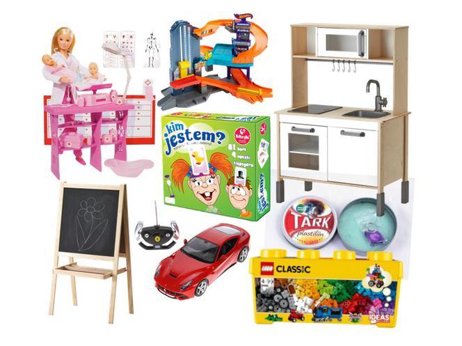 Bardzo dobry Prezent dla 5-latka. Pomysły na ciekawe prezenty dla dziewczynki i WP47