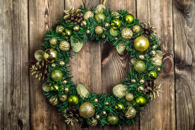 Wianek Bożonarodzeniowy Na Drzwi Jak Zrobić Samodzielnie