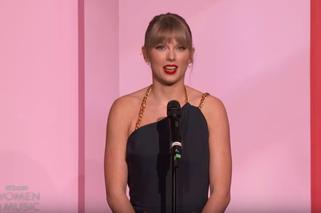Taylor Swift ostro o toksycznym Scooterze Braunie na gali Billboard Women In Music 2019!