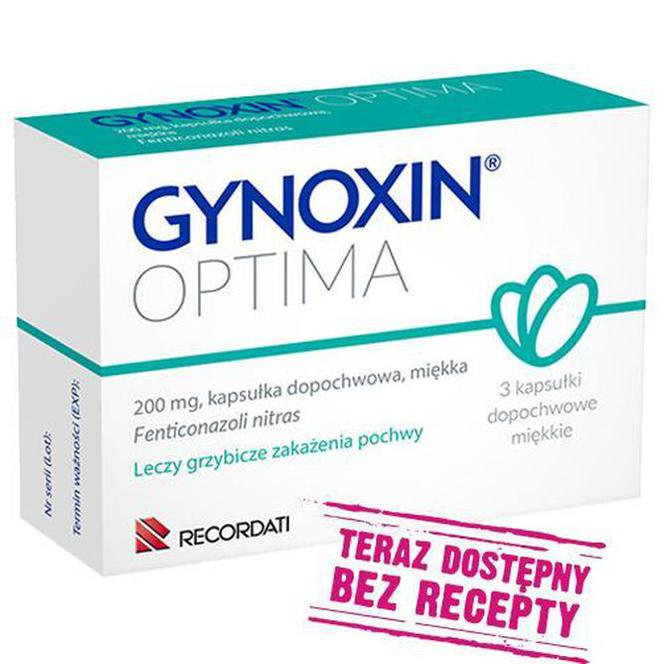 Gynoxin Optima packshot