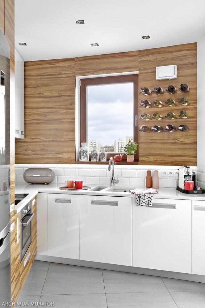 Nowoczesna Biała Kuchnia Na 17 Sposobów Kuchnie Na Wysoki