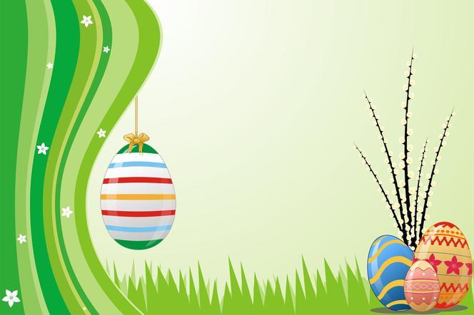 Wesołych świąt Wielkanocnych Napis Do Druku Gif śmieszny Obrazek