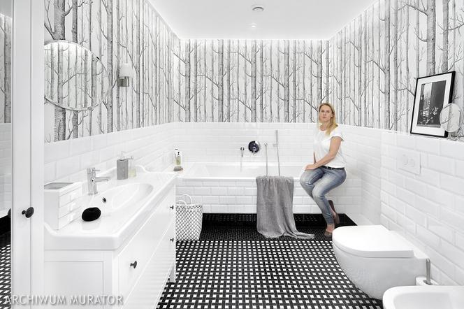 Tapety I Fototapety Do łazienki Aranżacje 16 Inspiracji W
