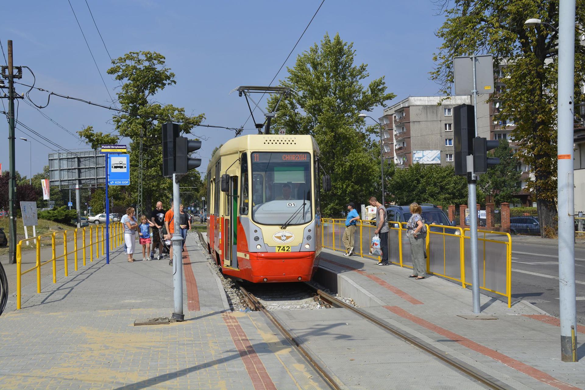 W kwietniu rozpocznie się modernizacja torowiska tramwajowego ...