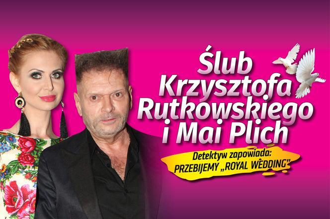 ślub Krzysztofa Rutkowskiego I Mai Plich Detektyw Zapowiada