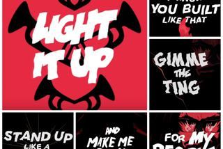 Gorąca 20 Premiera: Major Lazer feat. Nyla & Fuse ODG - Light It Up (Remix)