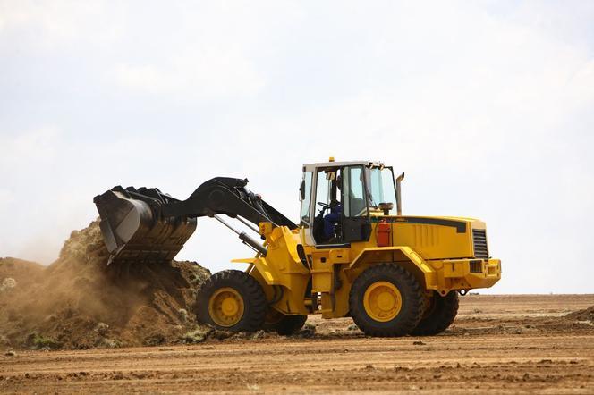 Zaawansowane Ładowarka – maszyna do robót ziemnych i porządkowych na budowie TJ22