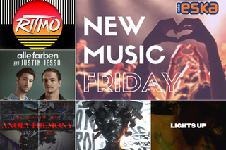 Tymek, Black Eyed Peas, Meduza i inni w New Music Friday w Radiu ESKA!