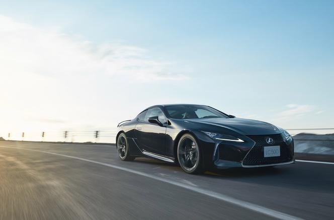 Lexus LC 500 Aviation