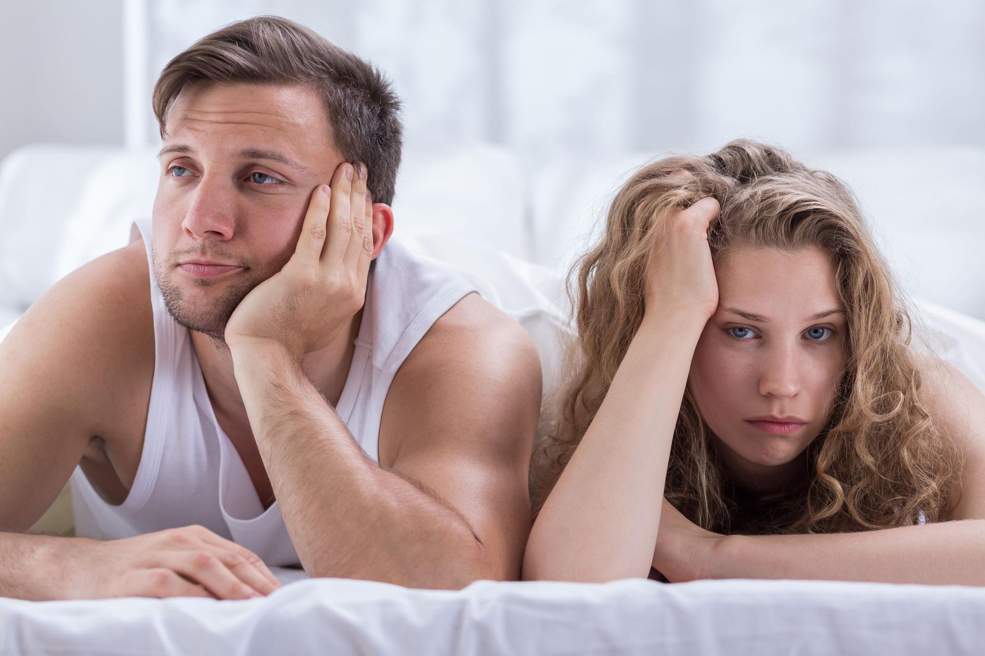 czy abstynencja wpływa na erekcję