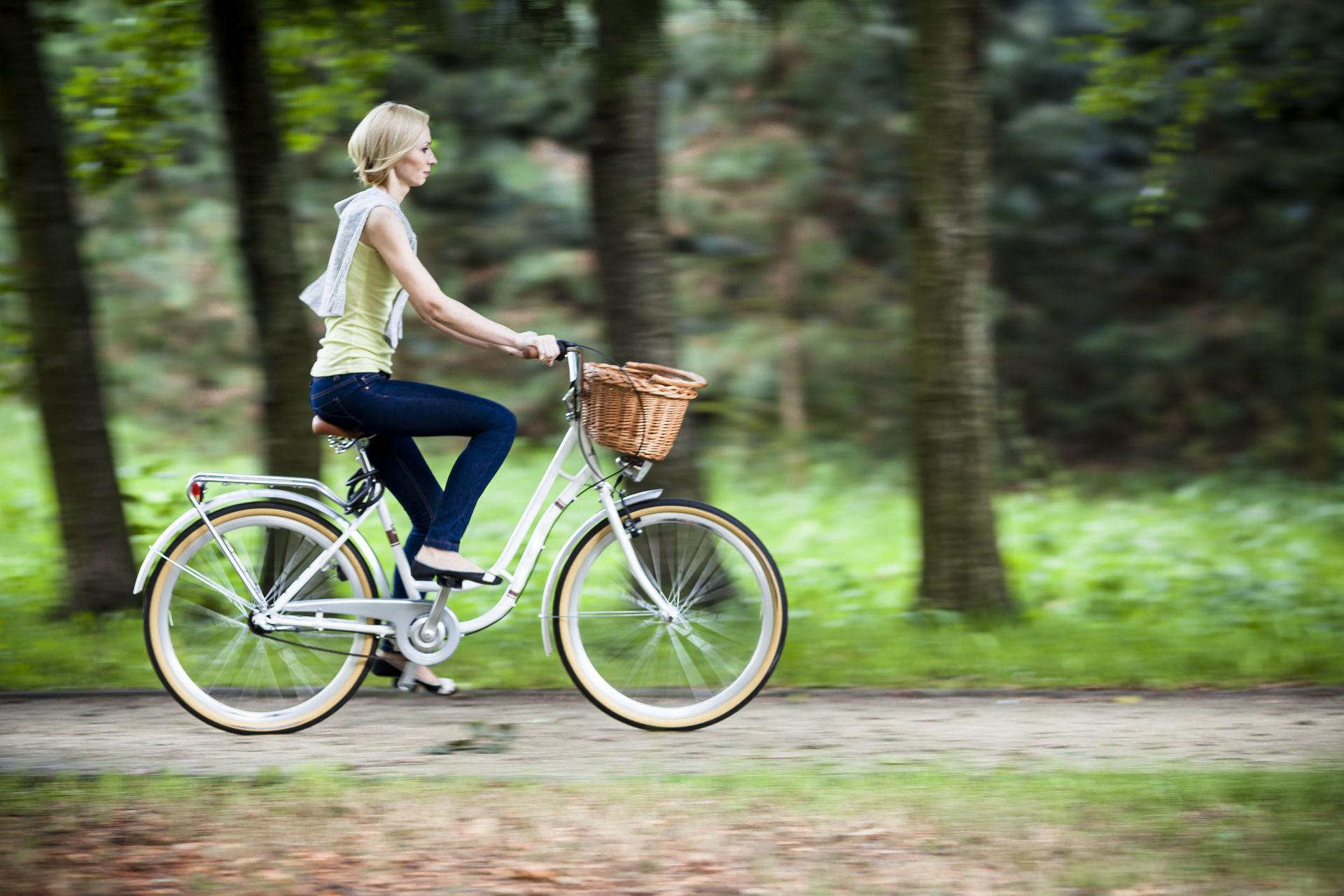 Jak schudnąć na rowerze? - sunela.eu