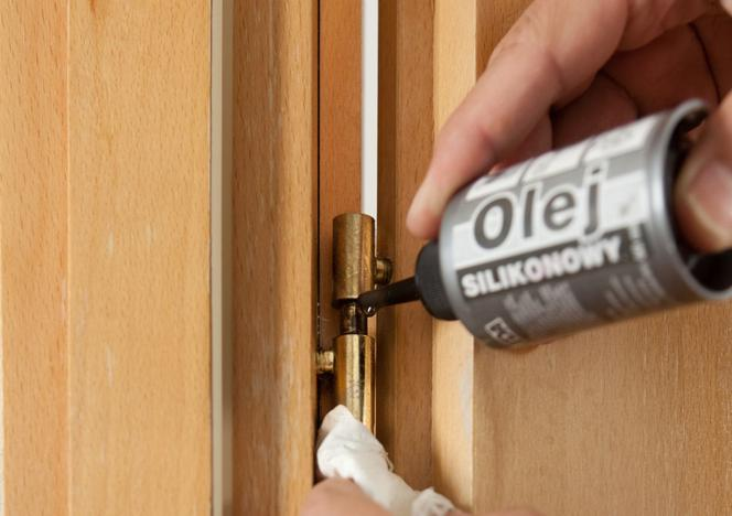 Sposób Na Skrzypiące Drzwi Czym I Jak Smarować Zawiasy