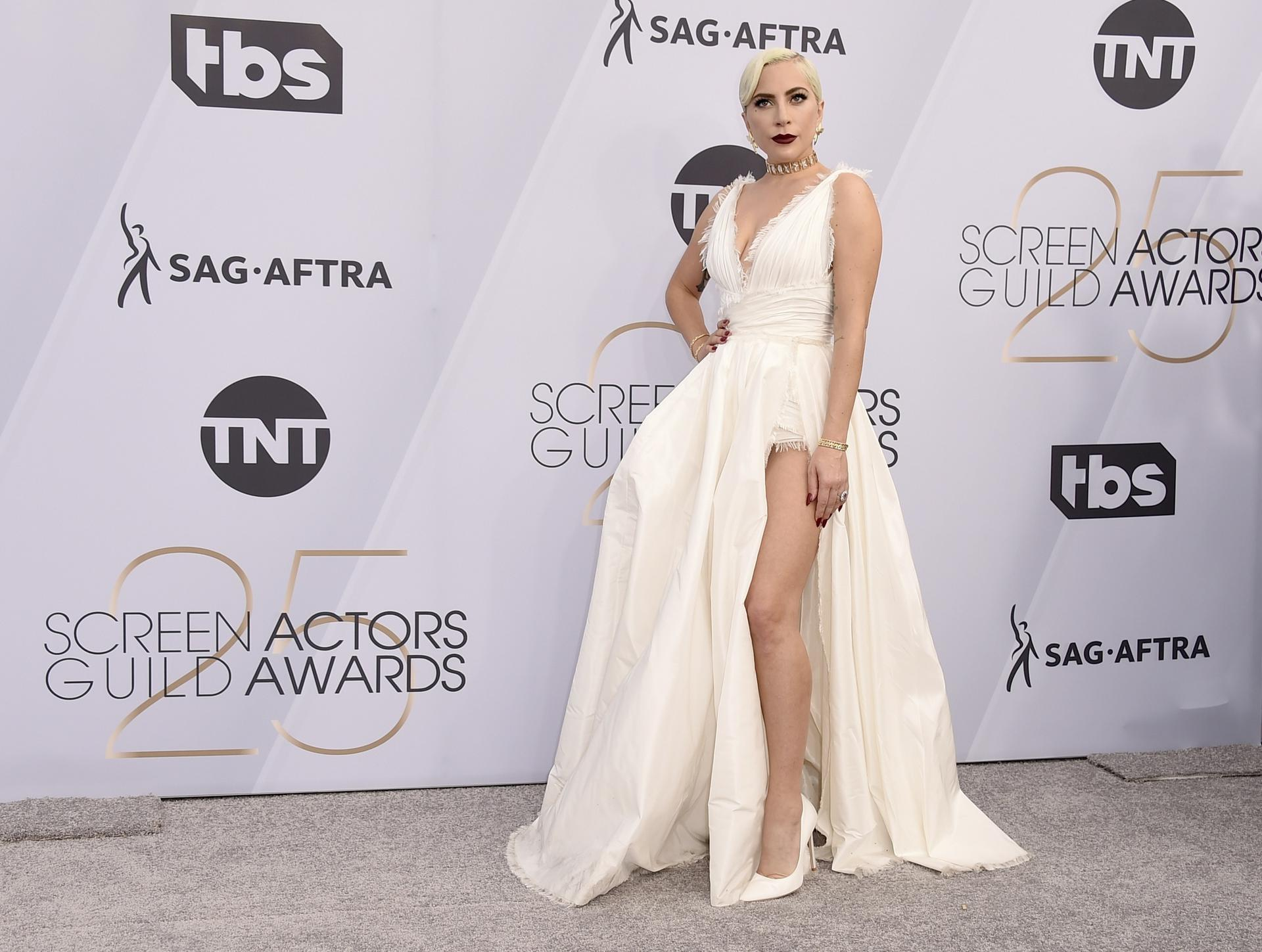 Lady Gaga - SAG Awards 2019