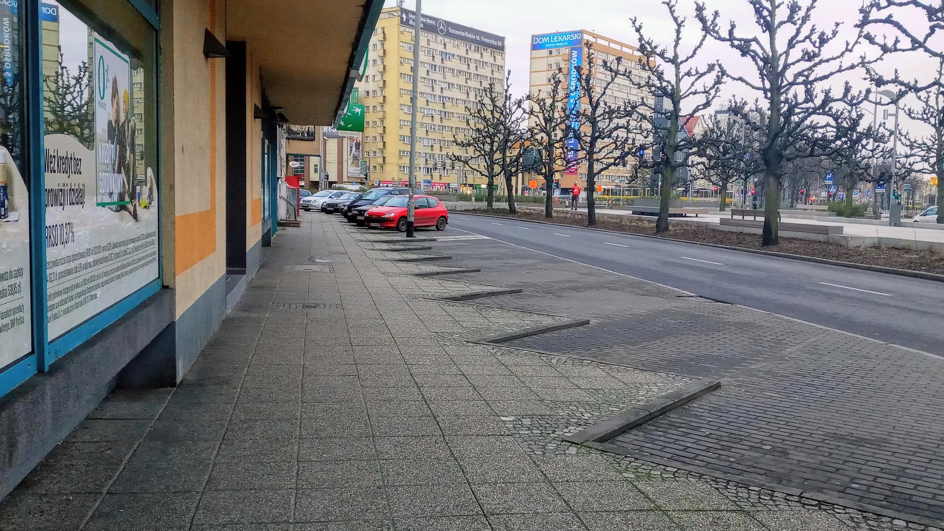 Koronawirus Szczecin Jeszcze Bardziej Sie Wyludni Od 25 Marca
