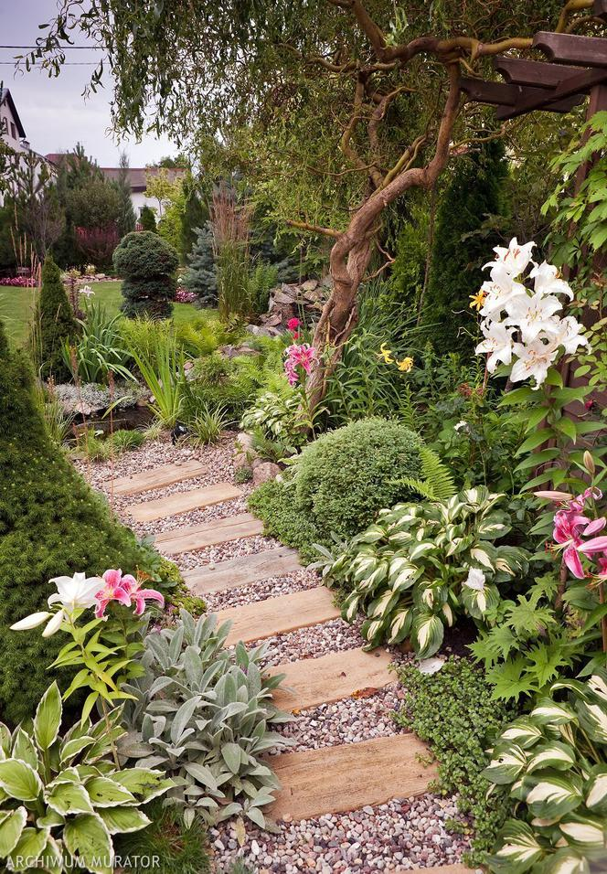 Pomysł Na Mały Ogród Zobacz Zdjęcia Ogrodu W Którym