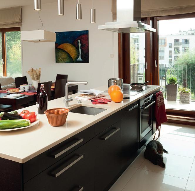Aranżacja Kuchni Z Wyspą Zdjęcia Kuchni Porady Jak Wykonać