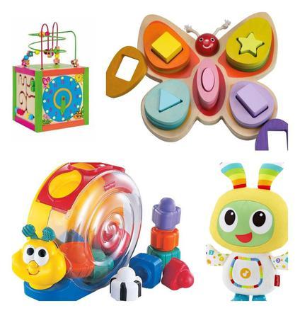 Modish Pomysły na prezenty dla rocznego dziecka. Zabawki dla chłopca i KX98