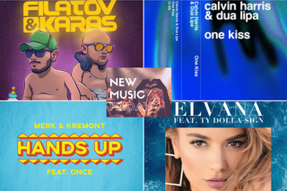 Calvin Harris i Dua Lipa, Filatov & Karas i inni w New Music Friday w Radiu ESKA