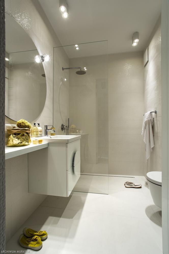 Aranżacja łazienki łazienka W Pasy Muratorpl