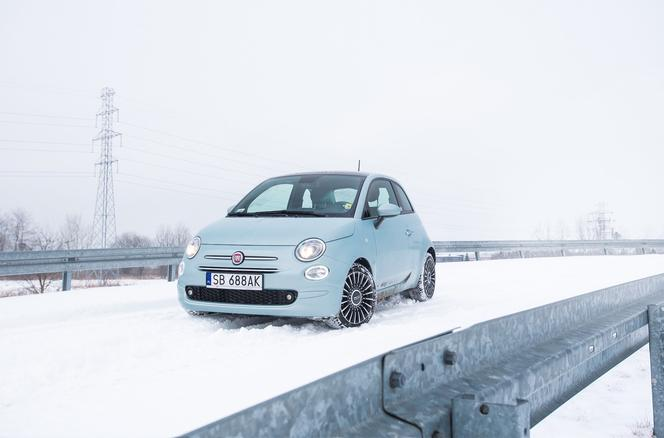 Fiat 500 Hybrid Launch Edition