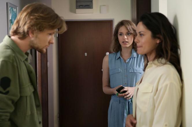 M jak miłość, odcinek 1539: Ania zobaczy, jak Łukasz i Kasia uprawiają seks.  Złam to w kluczowym momencie!