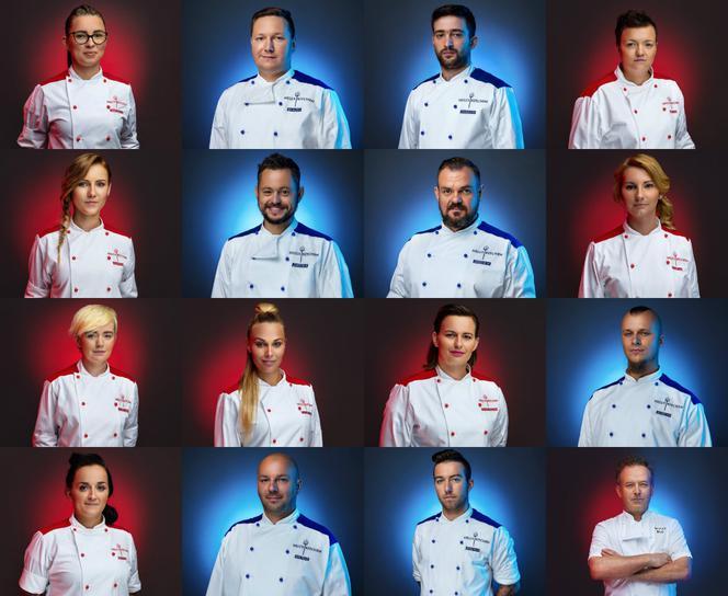 Hells Kitchen 6 Uczestnicy W Komplecie Sprawdź Kto