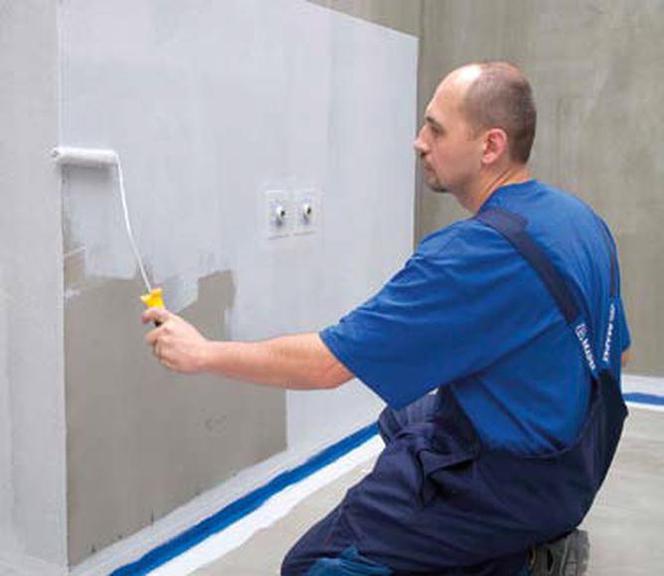 Izolacja Przeciwwilgociowa W łazience Zabezpieczenie ścian