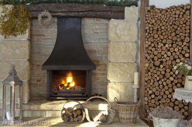 Gdzie Trzymać Drewno Kominkowe Zdjęcia Kominków Z Pomysłową