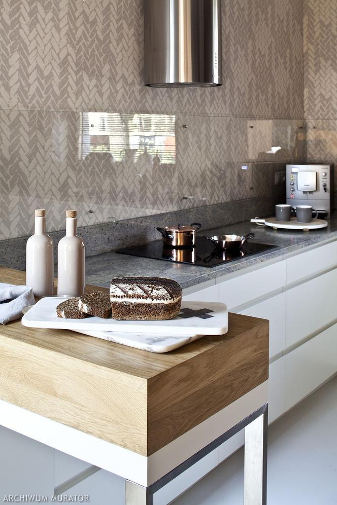 Tapety w kuchni