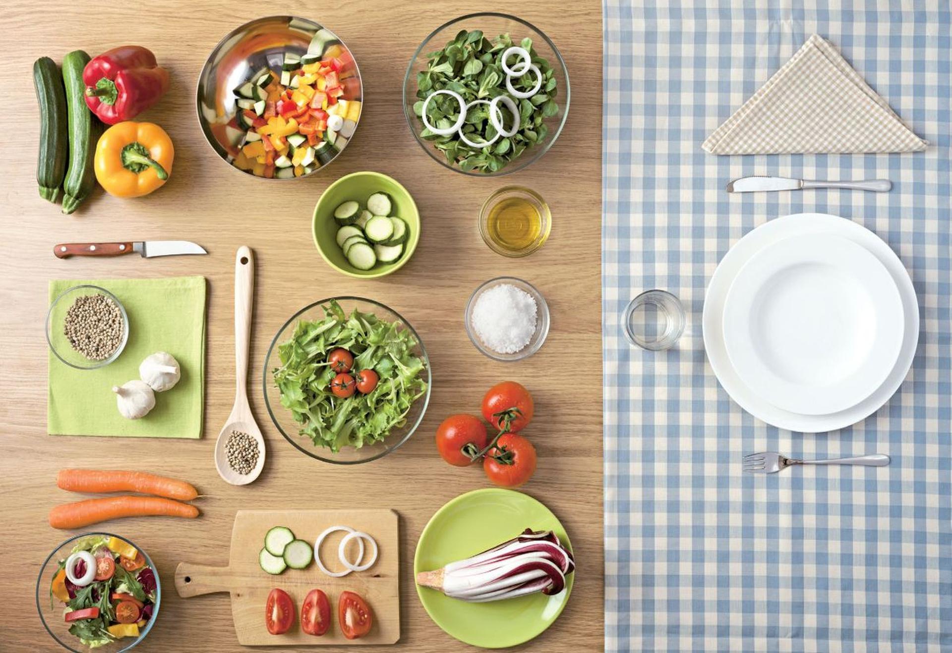 Dieta Wegetarianska Sposob Na Dobre I Dlugie Zycie